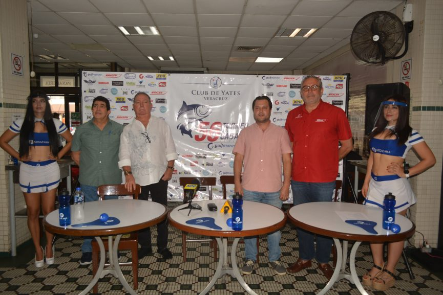 Presentan Torneo Internacional Sábalo de Plata Gulf Marine
