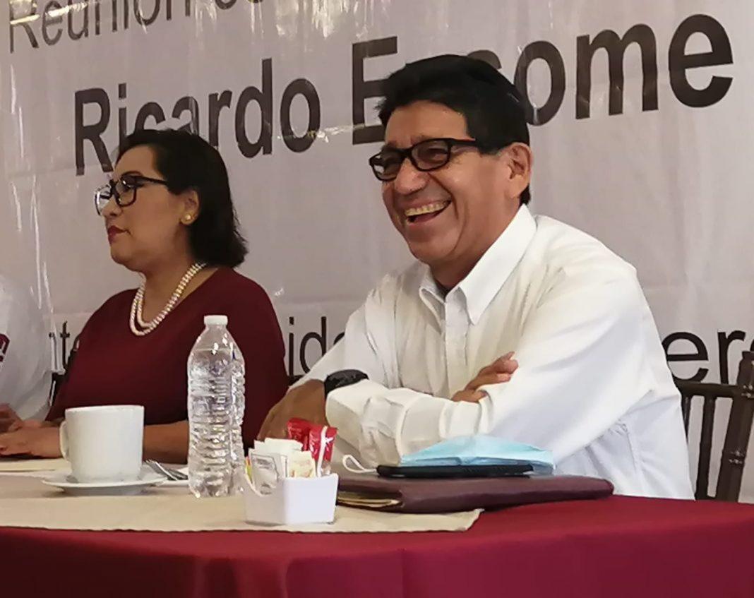 Fernando Arteaga impulsará un mayor presupuesto para el Instituto Veracruzano de la Mujer