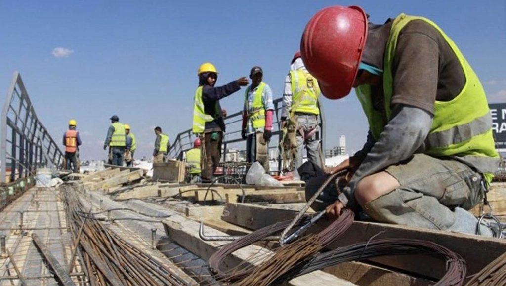 Se reactiva sector de la construcción en el primer cuatrimestre de 2021