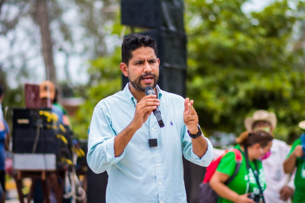 Propone Javier Herrera acabar con los basureros a cielo abierto