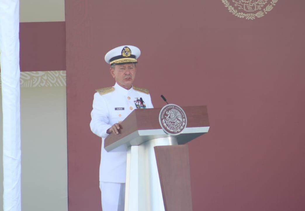 No habrá militarización de puertos ni de escuelas náuticas: secretario de Marina