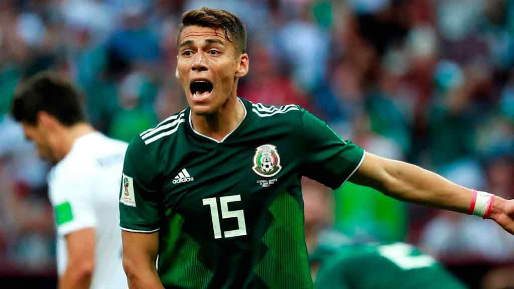 Héctor Moreno está muy cerca de fichar con Monterrey