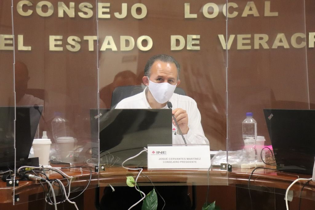 INE Veracruz:
