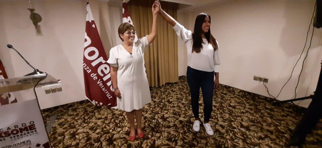 Rosa María Hernández Espejo se proclama vencedora a la diputación federal