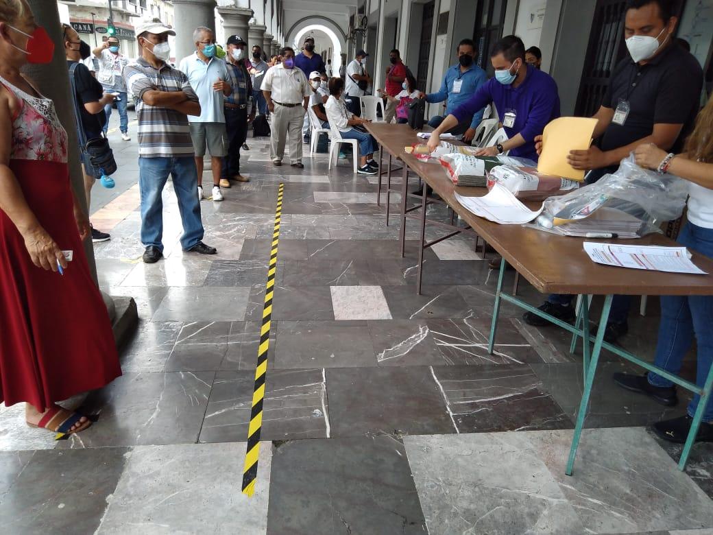 Morena consigue el 3 de 3 en el estado de Veracruz