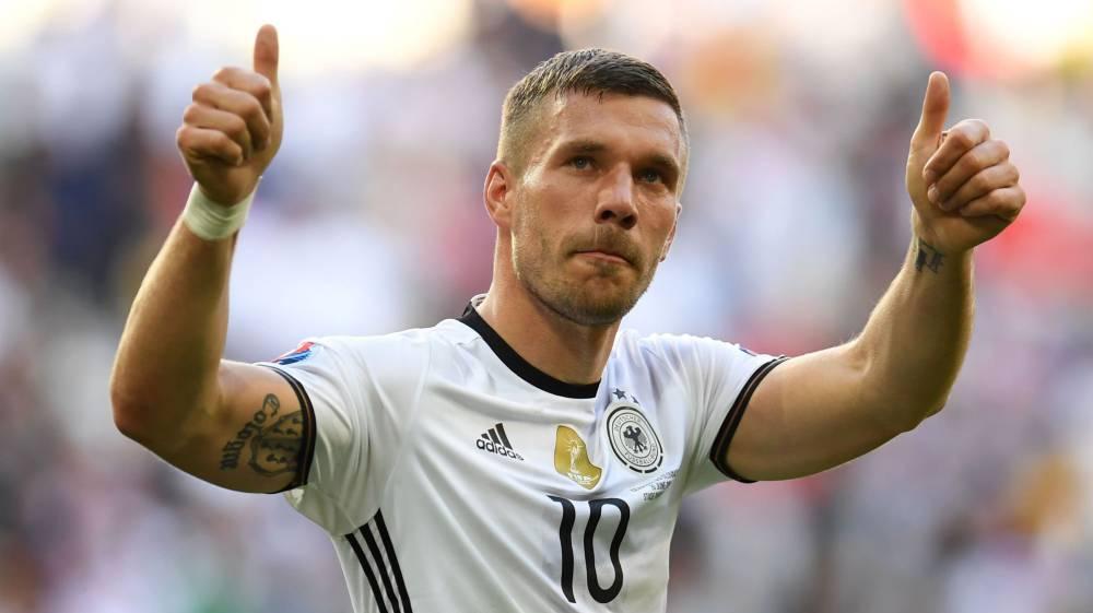 Lukas Podolski está cerca de llegar a la Liga Mx