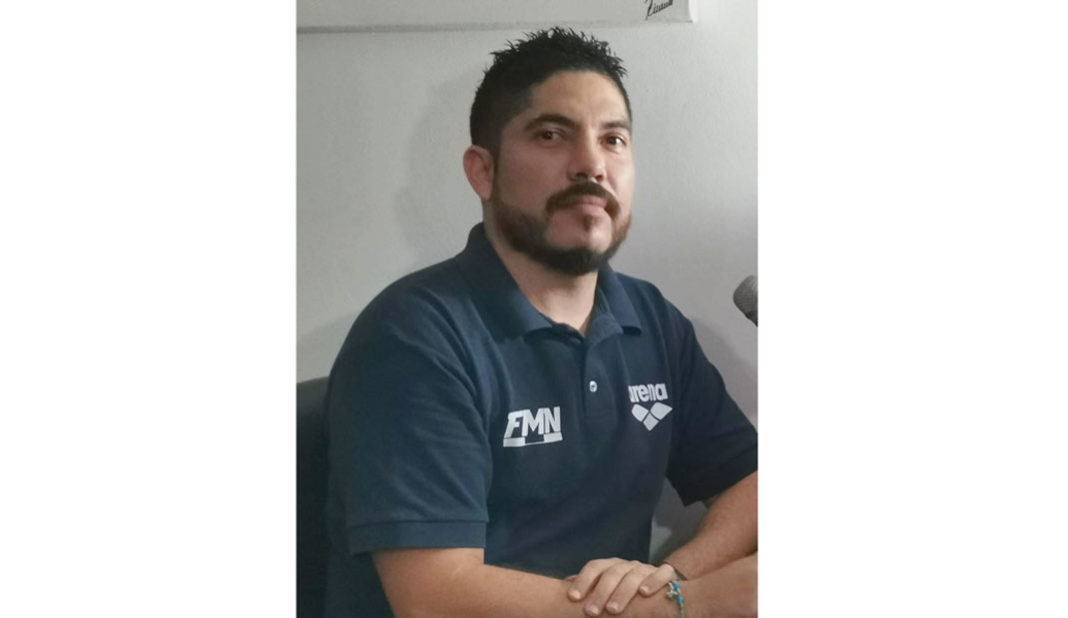 Presente juez veracruzano en Control Técnico de Clavados