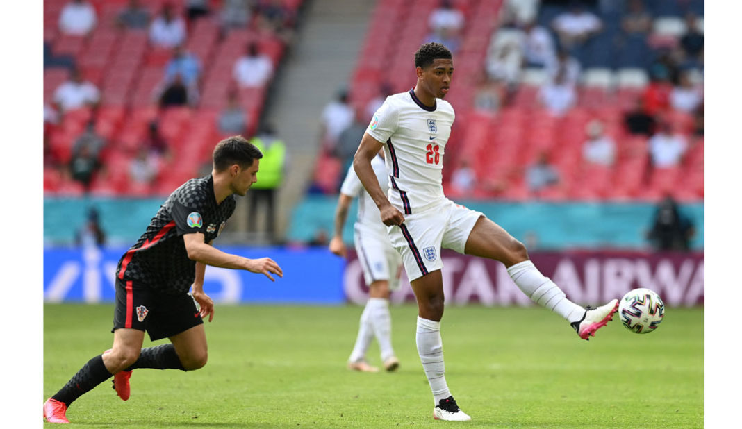 Bellinham jugador más joven de la historia en Eurocopa