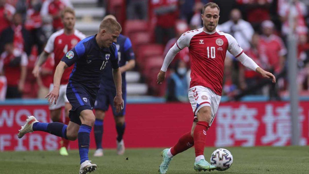 Jugadores de Dinamarca estallan contra la UEFA