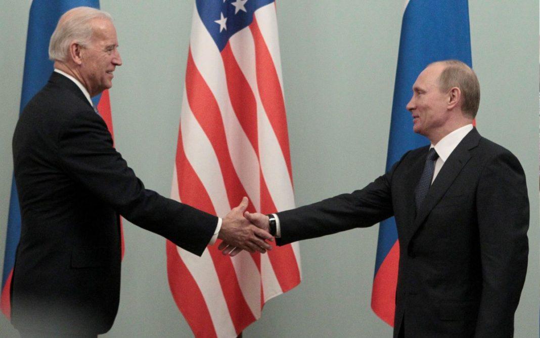 Rusia espera que reunión de Biden y Putin impulse diálogo sobre el control de armas