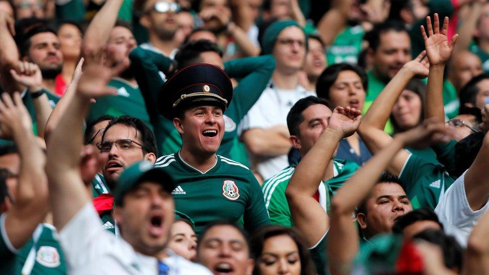 México podría perder la sede del Mundial 2026 por grito homofóbico