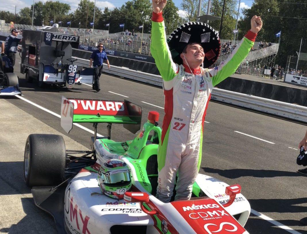 Checo Pérez cree que Patricio O'Ward podría estar en la F1