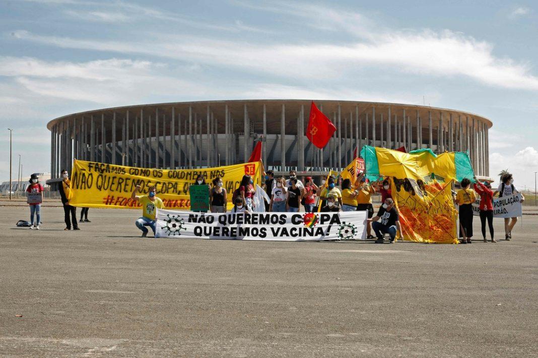 Conmebol confirma 140 casos de COVID-19 en la Copa América