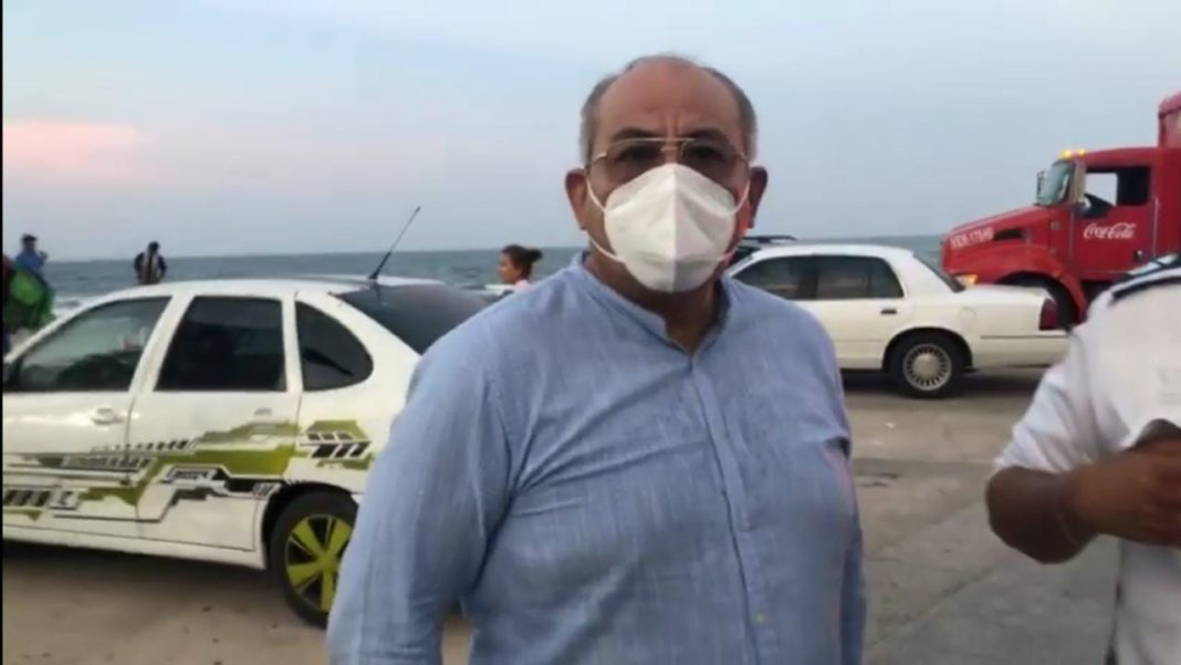 Se va director de Tránsito Municipal de Boca del Río