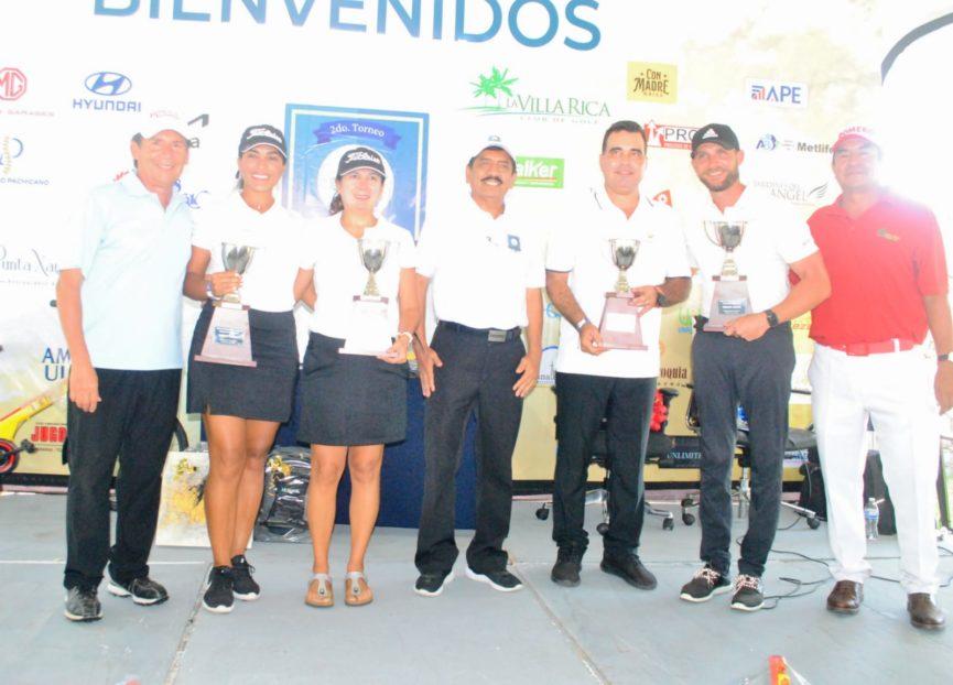 Canaco celebra su Segundo Torneo de Golf en Veracruz, como parte de su 142 aniversario de existencia