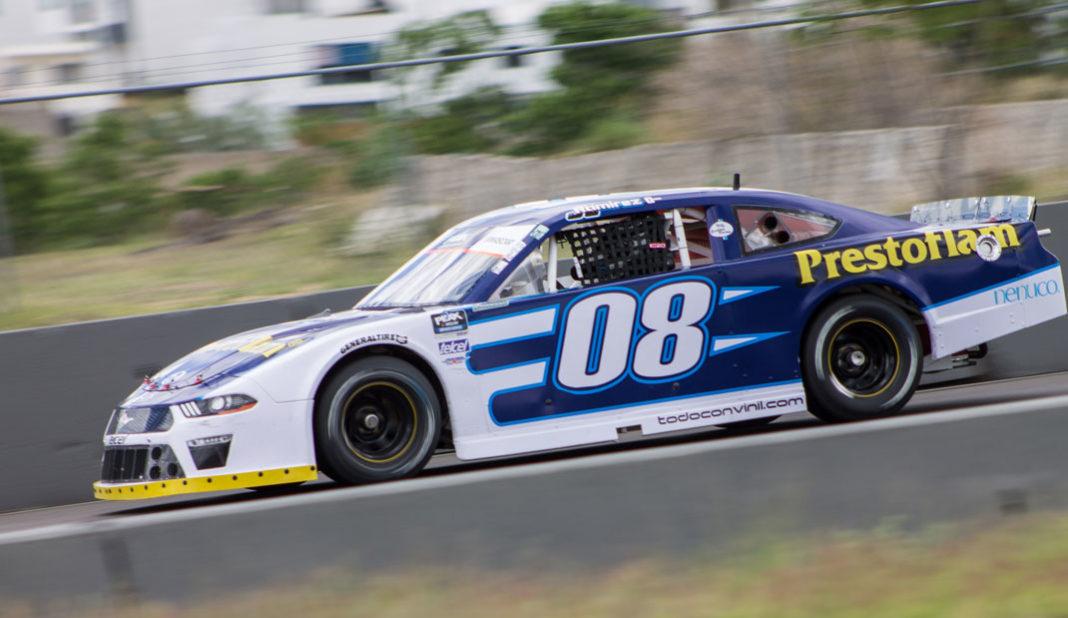 Gran regreso de Ramírez Racing en NASCAR México