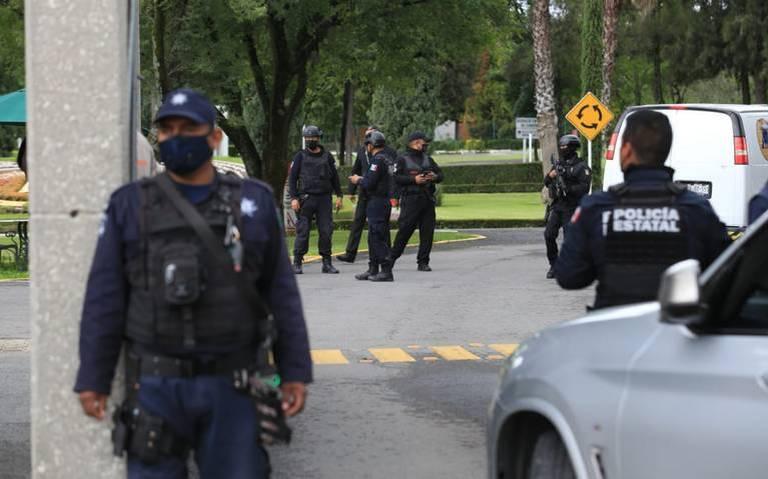 Policía Estatal toma instalaciones de la UDLAP