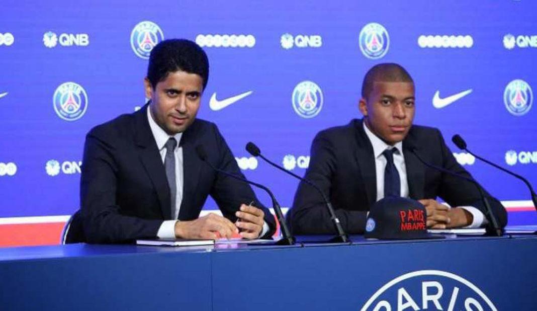 Temen en PSG que Kylian Mbappé no renueve