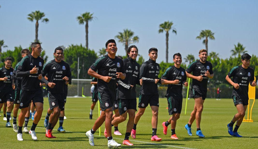 Funes Mori si va con la Selección Mexicana a la Copa Oro