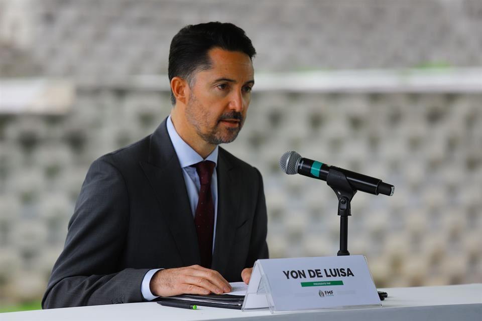 Yon de Luisa niega que la Selección Femenil vaya a pagar los juegos de veto