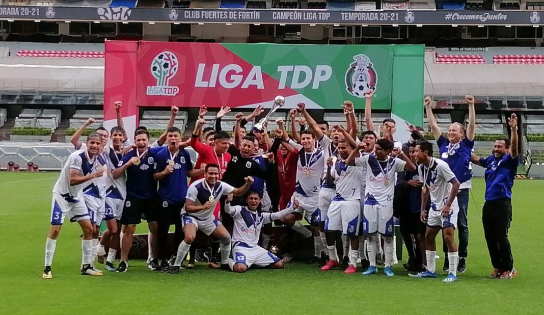 Fortín gana Campeón de Campeones en la Liga TDP