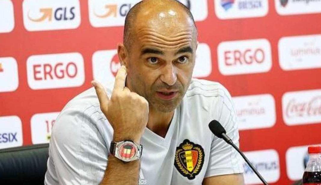 Roberto Martínez se mantiene como técnico de Bélgica
