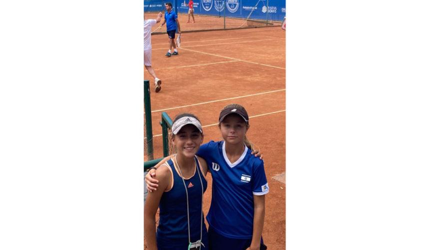 Romina Domínguez gana en singles y dobles en Italia