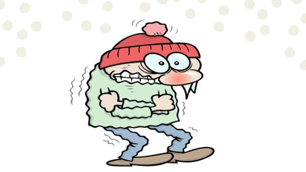 ¿Por qué el cuerpo tiembla cuando tenemos frío?