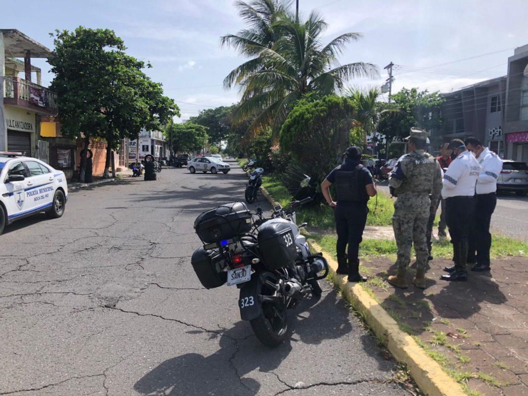"""Encañonó"" con una pistola a agente de Tránsito para evitar ser infraccionado"
