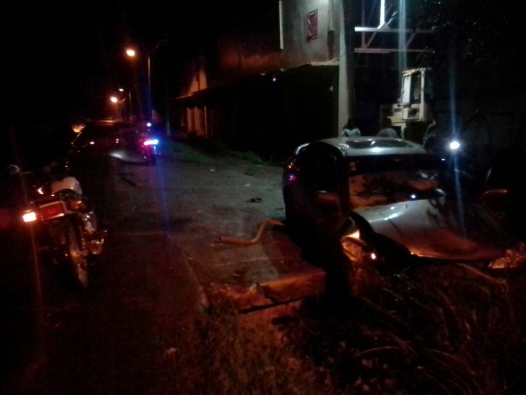 Muere comandante de Tequila en accidente sobre la carretera