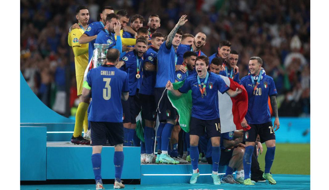 Italia buscará la sede del Mundial 2030