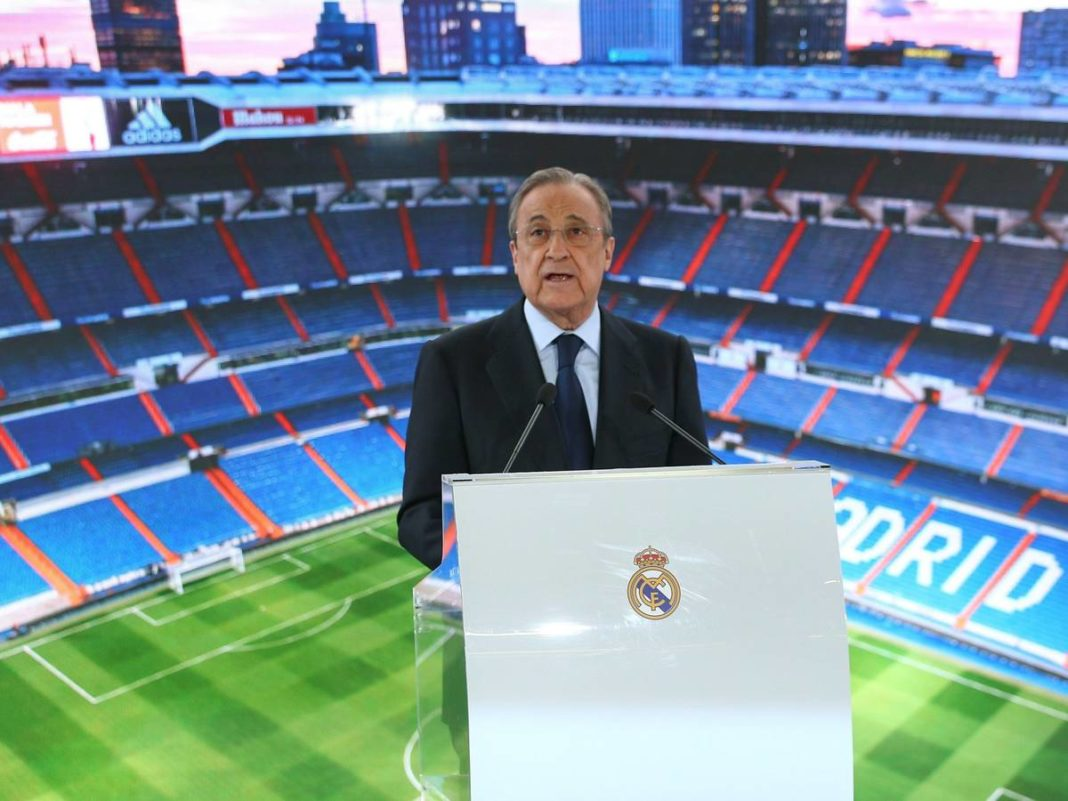 Real Madrid presenta pérdidas de 300 millones de euros por la pandemia