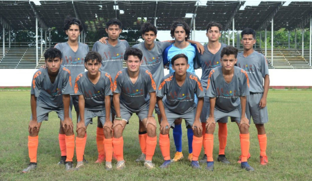 Se definen las semifinales del Regional Nacional Sub-15