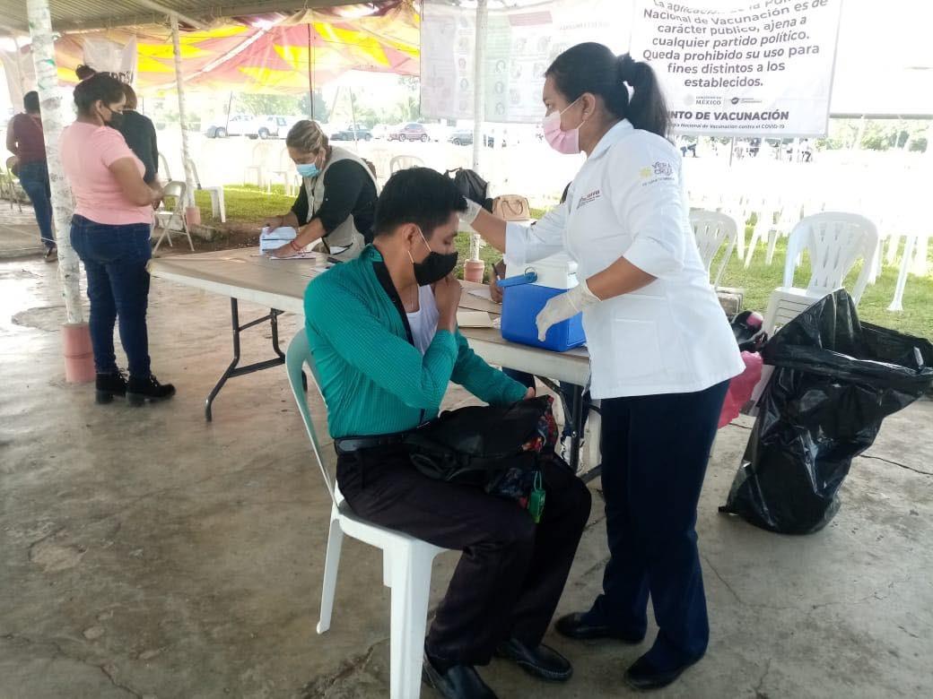 Covid-19: En estos puntos vacunarán a los de 30-39 años en Veracruz
