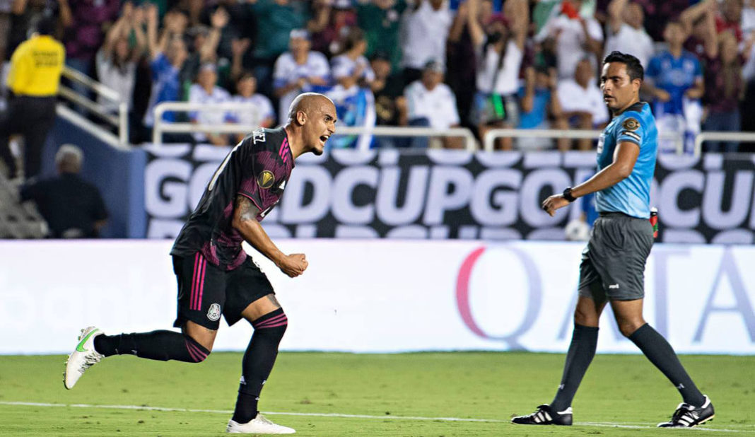 Chaka Rodríguez: El Tri debió finiquitar antes el partido