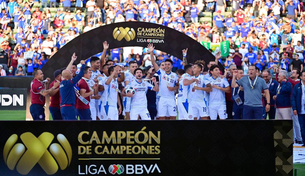 Cruz Azul disputará el Campeones Cup ante Columbus Crew