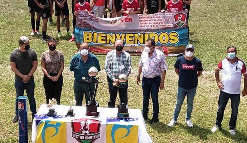 Coahuila se corona en el Regional-Nacional Sub 15