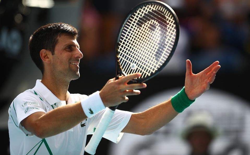 Novak Djokovic podría competir en dobles mixtos en Tokio 2020