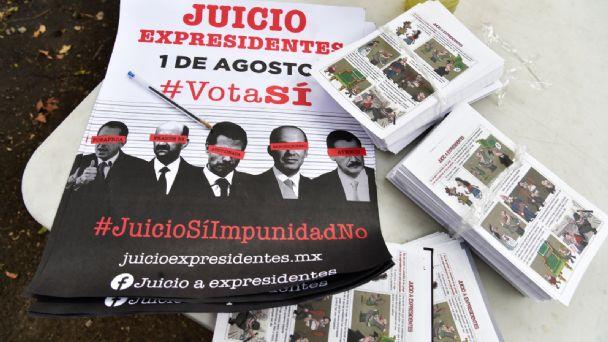 """""""Consulta popular, oportunidad para romper la impunidad entre el presidente y exmandatarios"""""""