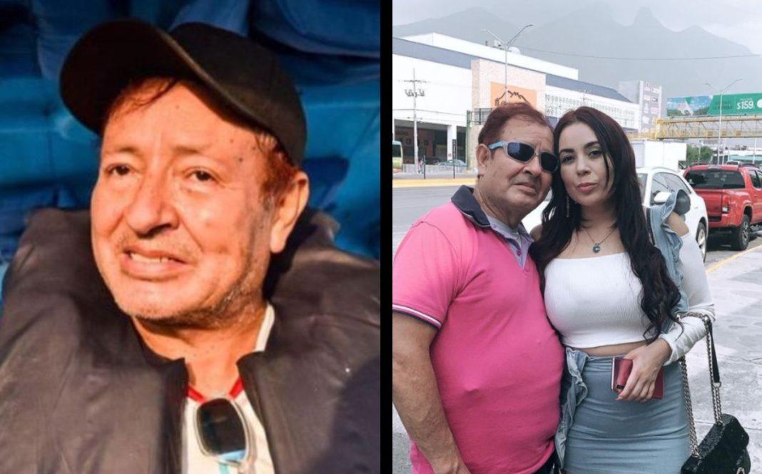 Novia de Sammy Pérez rompe el silencio sobre la salud del actor
