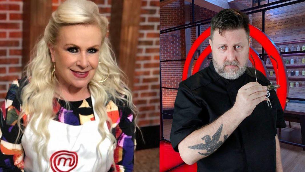 Chef Herrera reveló que le tiene miedo a Laura Zapata