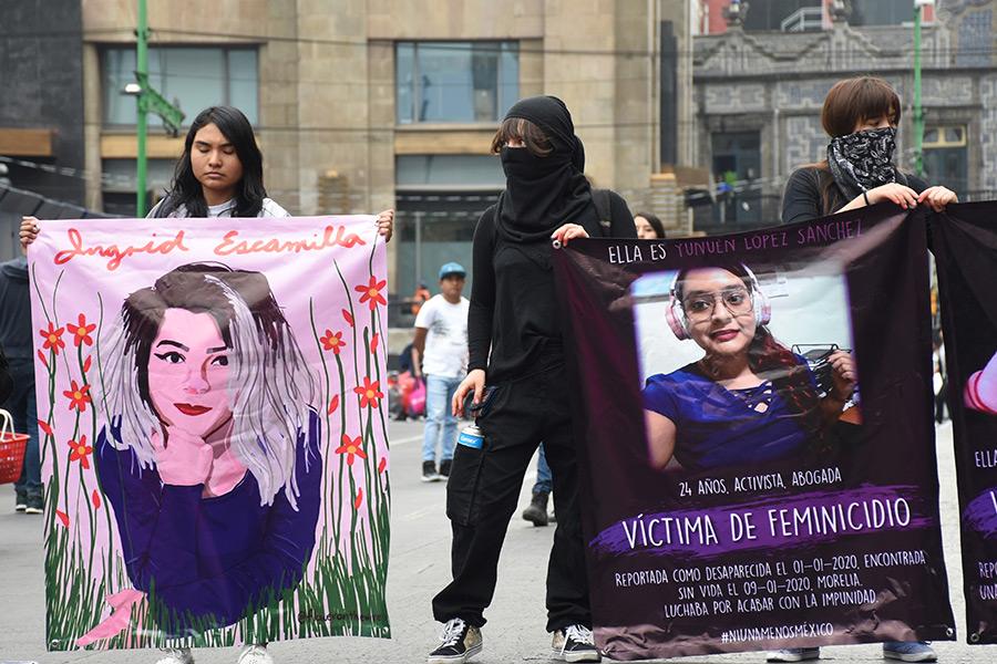 """Aprueban """"Ley Ingrid"""" en Edomex para castigar a quienes difundan imágenes de víctimas"""