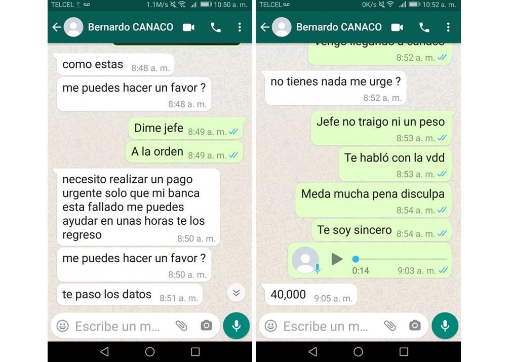 """Desmiente presidente de Canaco Xalapa que esté """"pidiendo dinero"""""""