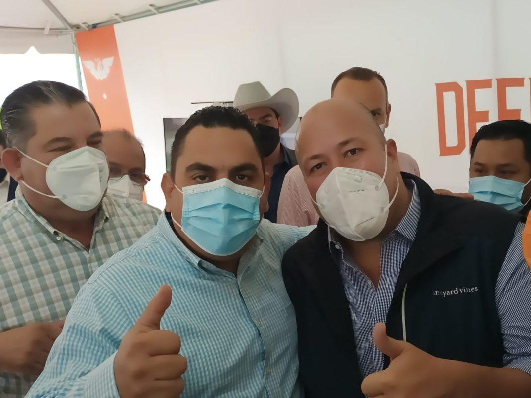 Es momento de encabezar buenos gobiernos: Wicho Medina