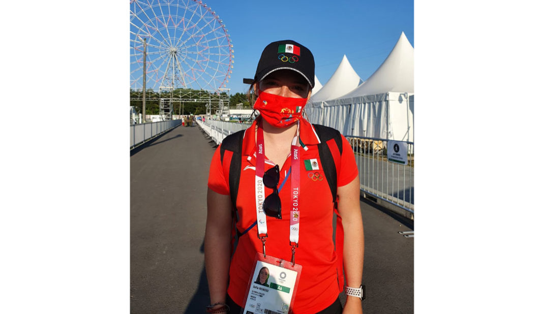 Sofía Reinoso sigue haciendo historia y avanza en Tokyo