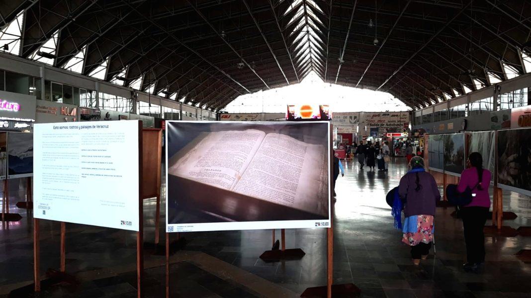 """Últimos días para visitar la Expo Fotográfica """"Esto somos, rostros y paisajes de Veracruz"""""""