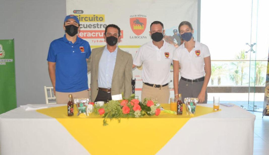 Presentan el Circuito Ecuestre Veracruzano 2021