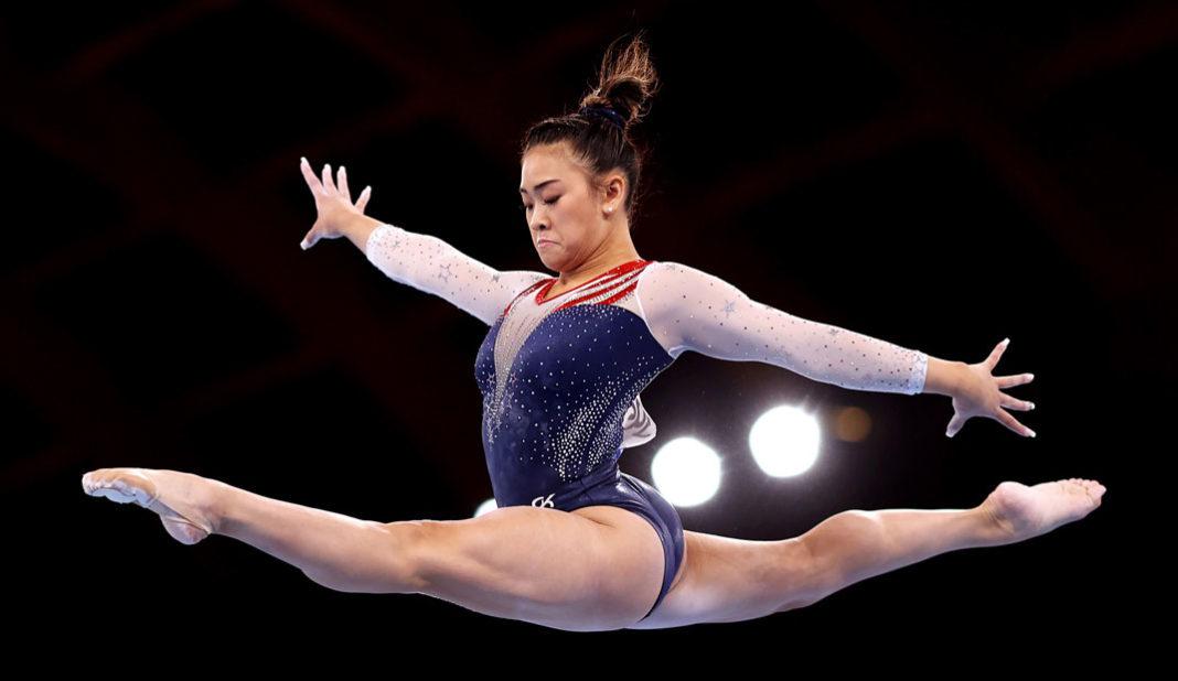 Sunisa Lee reina de la gimnasia artística en Tokio