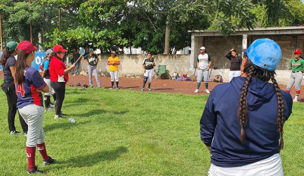 Beisbol femenil de Veracruz listo para el Nacional.