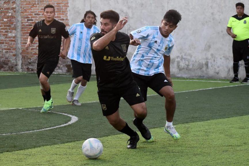 Lecheros ganan la Liga Central Soccer 6 Veracruz al vencer en la final a Holanda